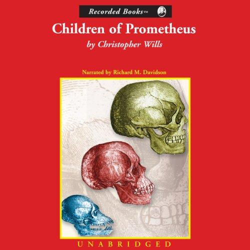 Children of Prometheus audiobook cover art