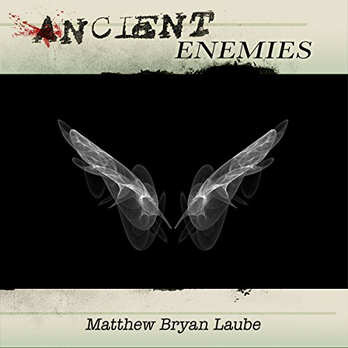 Ancient Enemies audiobook cover art