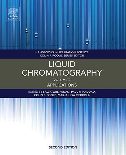 Liquid Chromatography: Applications (Handbooks in Separation Science) (English Edition)