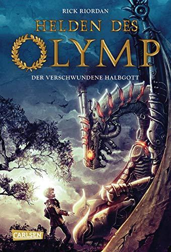 Helden des Olymp 1: Der verschwundene Halbgott (1)