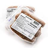 Rabbit w/White Wine & Herbs Sausages by Chateau Royal - Twin-Pack (24 ounce)