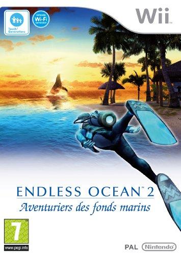 ENDLESS OCEAN 2 WII