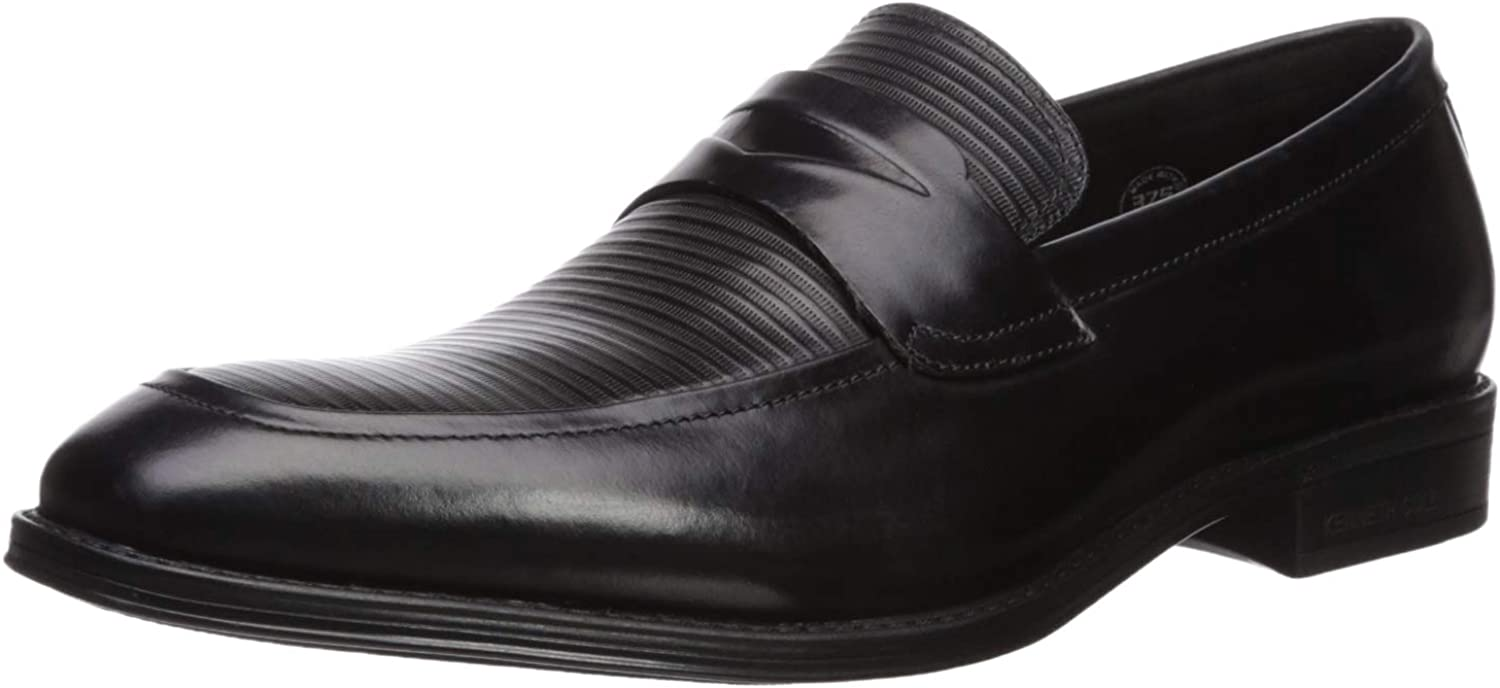 Kenneth Cole New York Men's Eliott Slip on Penny Loafer