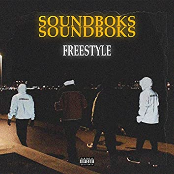 SOUNDBOKS Freestyle (feat. GunShot Sammy, U.N.G, TEEJAY333 & HomeboySoul)