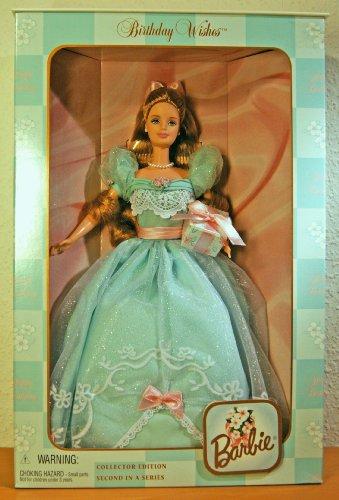 Mattel Barbie Birthday Wishes