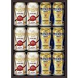 【お歳暮】 ザ・プレミアム・モルツ 「華」 冬の限定2種 ビール ギフト セット DB30P  350ml×12本  ギフトBox入り