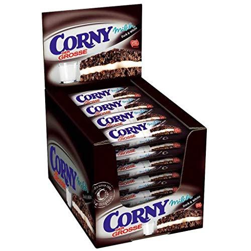 Corny Milch Dark & White (24x40g)