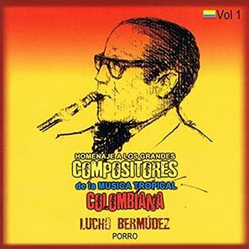 Homenaje a los Grandes Compositores de la Música Tropical Colombiana ,Vol. 1