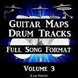 Funk Pop Rock Drum Beat 115 BPM Bass Guitar Backing Track...