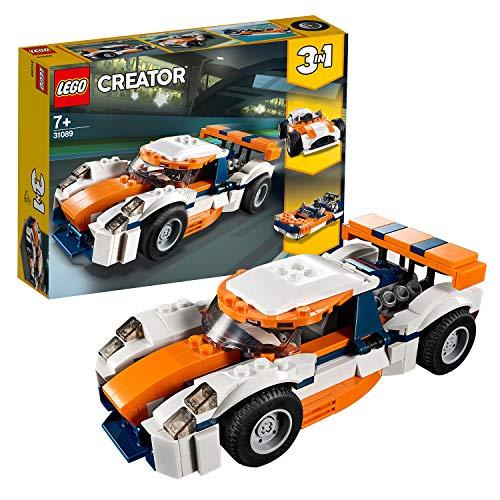 LEGO Creator - Deportivo de Competición...