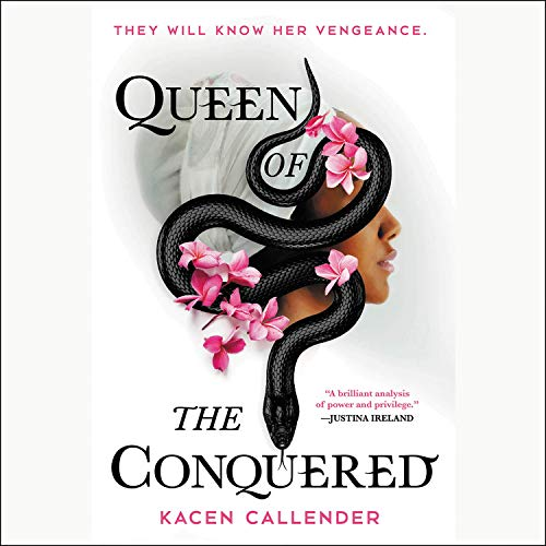 Couverture de Queen of the Conquered