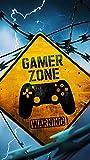 Poster Gaming Brillante para Pared con Adhesivos (50x90) (Gamer Zone)