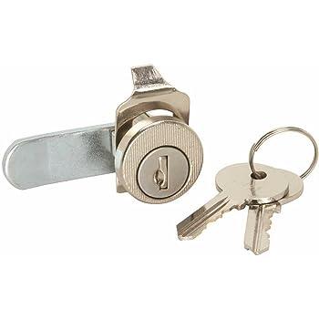 NATIONAL BRAND ALTERNATIVE 804416 Mailbox Lock Bommer C8710 Replacement