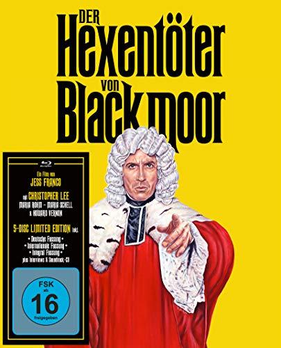 Der Hexentöter von Blackmoor (+ 2 Bonus-DVDs) (+ 1 CD) [Blu-ray]