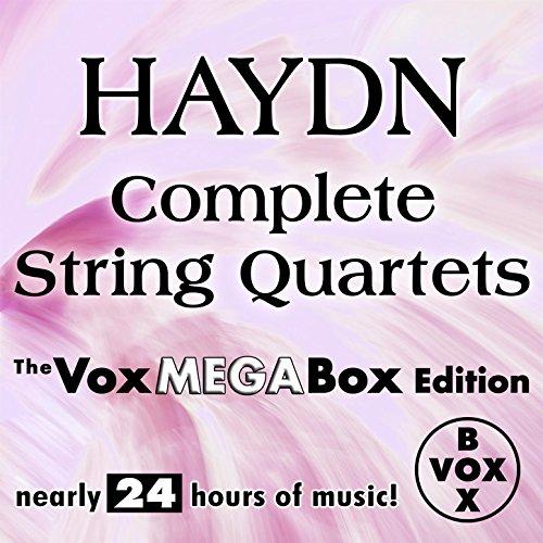 Haydn: Complete String Quartets (The VoxMegaBox Edition)