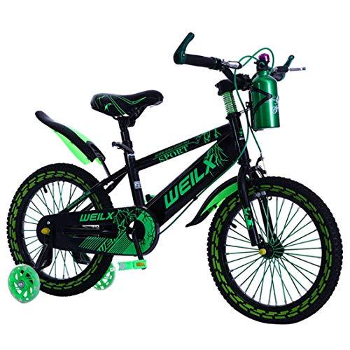 MUYU Kids Bike voor Meisjes & Jongens, Training Wielen voor 12(14,16,18,20) inch Bike