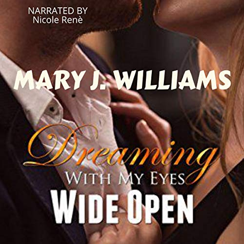 Dreaming with My Eyes Wide Open audiobook cover art