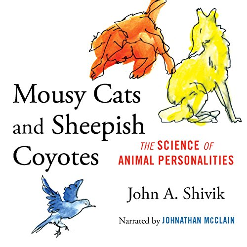 Mousy Cats and Sheepish Coyotes cover art