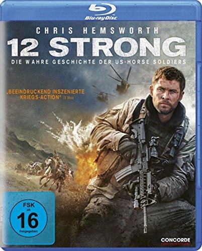 12 Strong – Die wahre Geschichte der US-Horse Soldiers [Blu-ray]