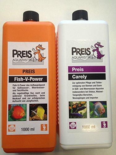 Preis Fish-V-Power Vitamine 1000ml Carely 1000ml