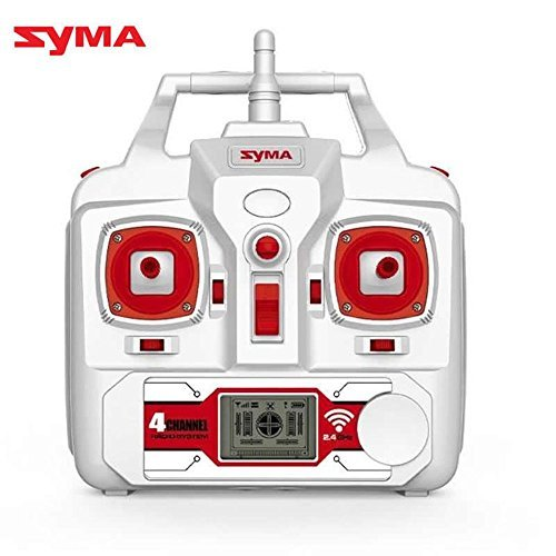 Amazingbuy - Syma X8HG X8HW X8HC Remote Controller Transmitter Replacement Spare Parts,For Syma X8HG X8HW X8HC RC Quadcopter Drone Only