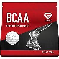 GronG(グロング) BCAA 必須アミノ酸 ノンフレーバー 500g