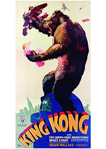 King Kong Póster de la película de 1933