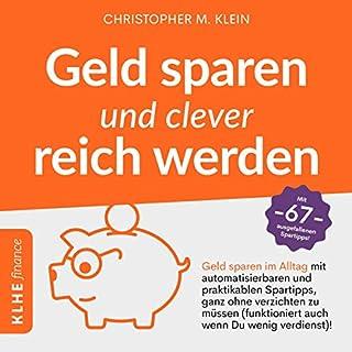 Geld sparen und clever reich werden Titelbild