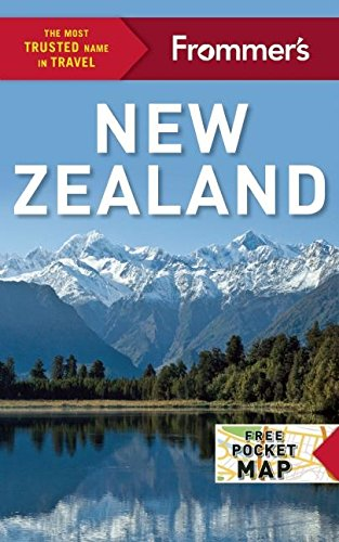 Compare Textbook Prices for Frommer's New Zealand Complete Guide Eighth Edition ISBN 9781628872521 by Balham, Diana,Fraser, Kate
