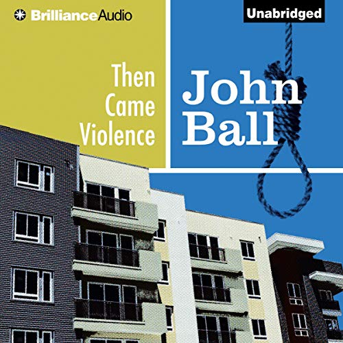 Then Came Violence audiobook cover art