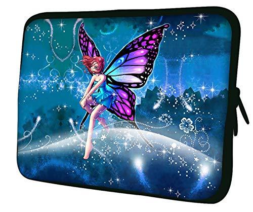 Luxburg® 10,2 Zoll Notebooktasche Laptoptasche Tasche aus Neopren Schutzhülle Sleeve für Laptop/Notebook Computer Tablet