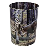 River's Edge Products Waste Basket - Hunting Theme