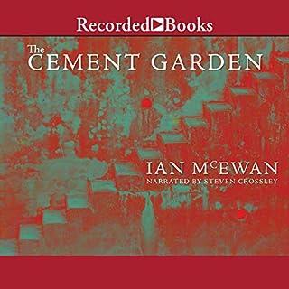 The Cement Garden audiobook cover art