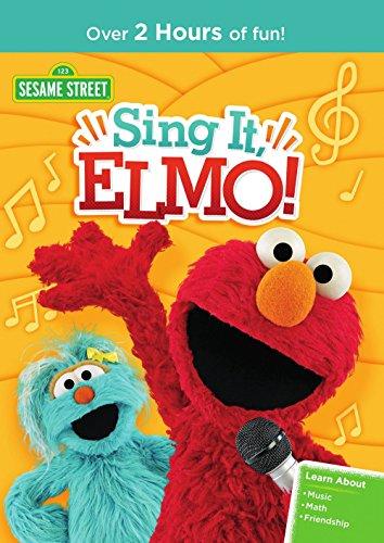 ST: SING IT, ELMO! DVD