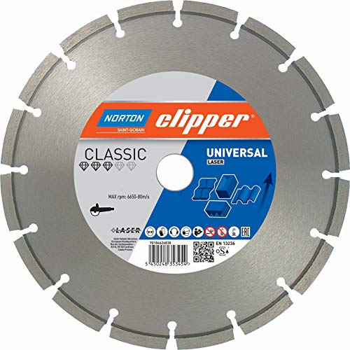 Clipper-Schnitt Classic Laser Durchmesser 350Bohrung 20