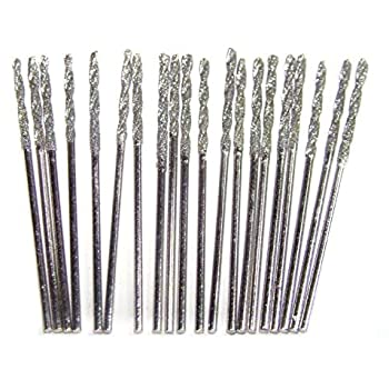 JEWELLERS DIAMOND DRILL BIT 1.3mm DRILLING JEWELLERY