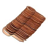 50 PCS/Set 55.5mm Copper coated Stainless steel Dent Puller Rings For Spot Welding Car Body Panel Pulling Washer Tool