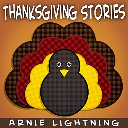 Thanksgiving Stories: Fun Thanksgiving Short Stories for Kids audiobook cover art