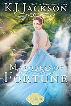 Marquess of Fortune: A Lords of Fate Novel by [K.J. Jackson]