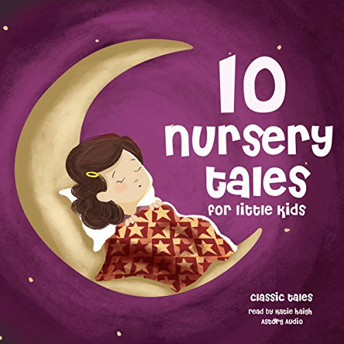 Ten Nursery Tales For Little Kids Titelbild