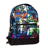 sac à dos de Marvel enfants Roxy Sac à dos, 39 cm, 13 litres, multicolore (multicolore)