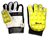 Splay DE Moulded Cricket Gloves - Yellow - Large -