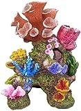 YXYSHX Adornos Estatuas Esculturas Escultura Estatua Arrecife de Coral Paisaje Rocalla Decoraciones para acuarios Decoración Creativa