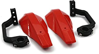 Handguards Hand Guards Guard Handguard - Universal 7/8 inches 22mm and 1 1/8 inches 28mm For Honda CRF50 CR80 CR85 CRF110 CR125R CR250R CR500R CRF150R CRF150F Motorcycle