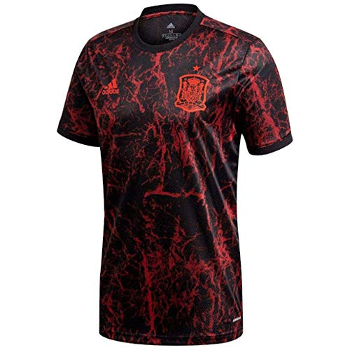 adidas 2020-21 Spain Pre-Match Jersey - Red S