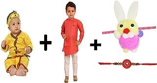 FOCIL RAKSHA BANDHAN, JANMASTAMI, Gift Combo Set for The Kids