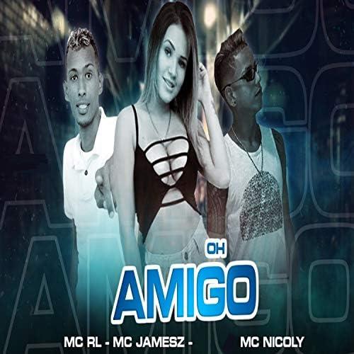 MC JamesZ & Mc RL feat. MC Nicoly