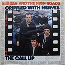 Kilburn & The High Roads - Crippled With Nerves - Pye Records - 16 219AT