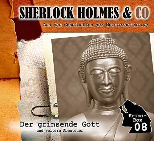 Sherlock Holmes & Co-die Krimi Box 8 (3cd)