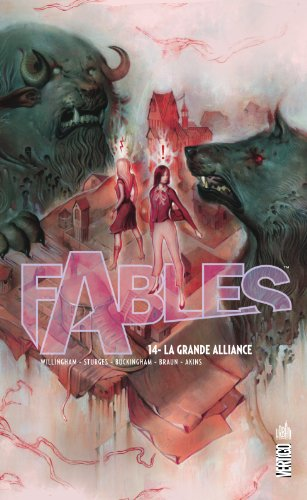 FABLES - Tome 14
